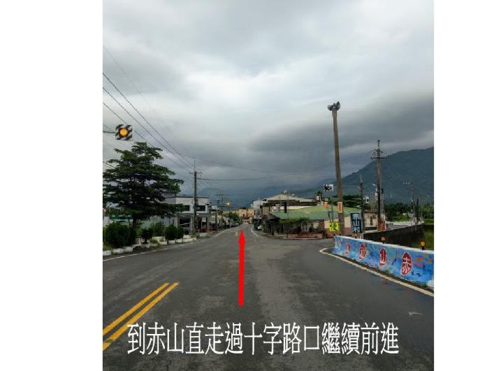 交通導覽12-前往大武山休閒農場