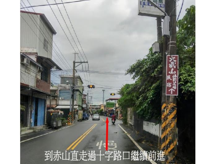 交通導覽13-前往大武山休閒農場